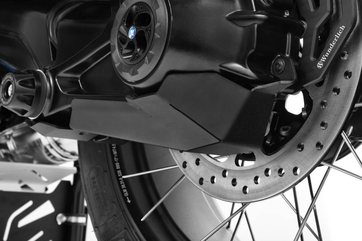 The Wunderlich Paralever Protector for liquid-cooled BMW Boxer twin motorcycles
