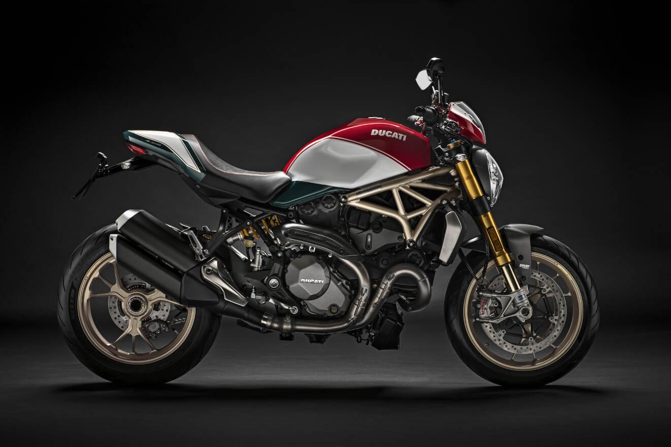 2018 Ducati Monster 1200 25 Anniversario