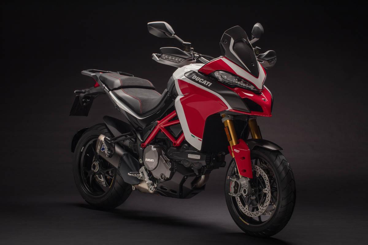 2018 Ducati Multistrada 1260 Pikes Peak Edition