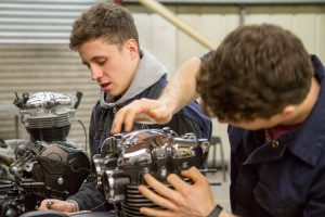 Entries Open For 2018 Triumph Advanced Apprentice Programme Engine Work
