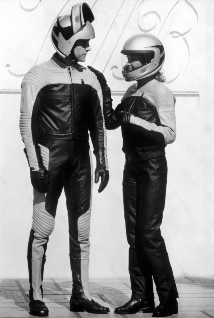 1980 BMW Motorrad System 1 Helmets