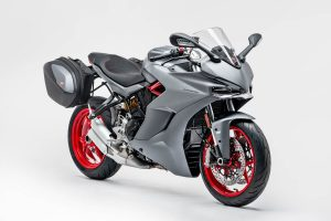 2018 Ducati SuperSport Now Comes Only In Titanium Grey