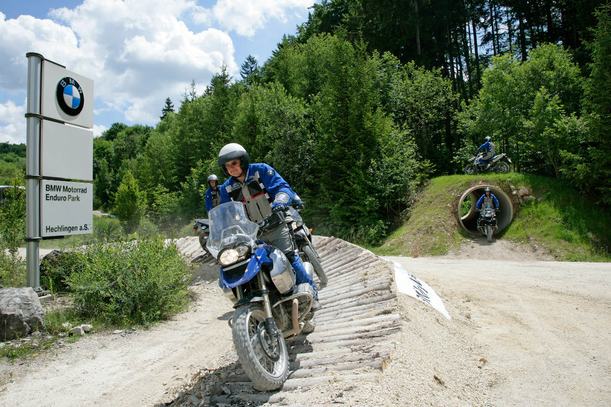 BMW Enduro Park Celebrates 25 Years Riders