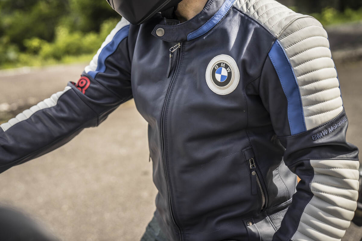 Bmw Motorrad 40 Years Collection Celebrates Riding Kit Anniversary Rescogs