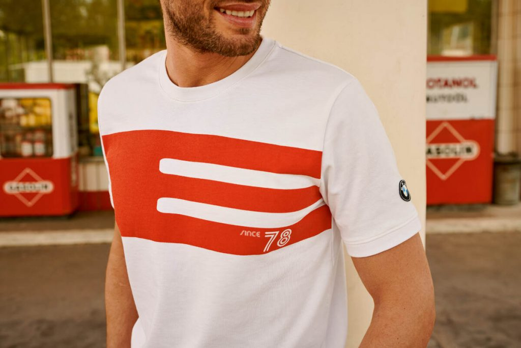 BMW Motorrad 40 Years Collection T-shirt