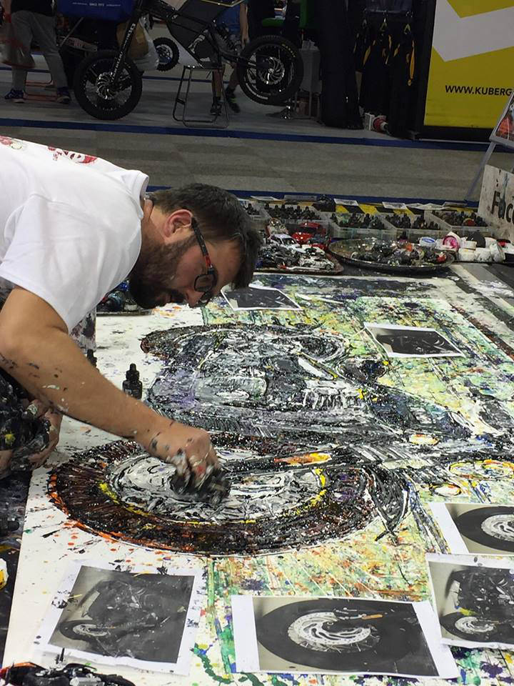 Buy A Triumph Motorcycle And Win Some Unique Artwork PopbangColour Bobber Black