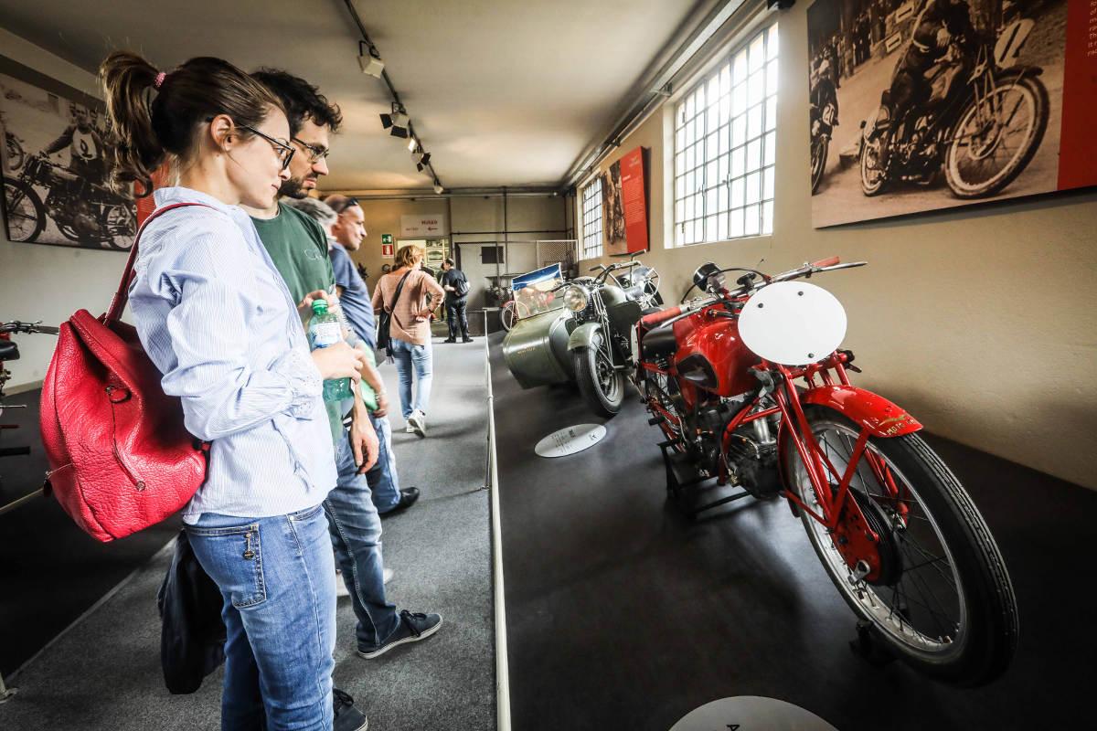 Moto Guzzi Open House 2018 Dates Are Announced - Moto Guzzi Museum