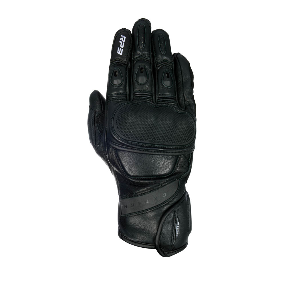 Oxford Products RP-3 2.0 Short Sports Glove - Black
