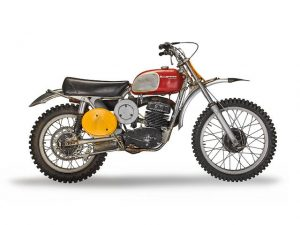Steve McQueen's 'On Any Sunday' Husqvarna 400 Cross For Sale