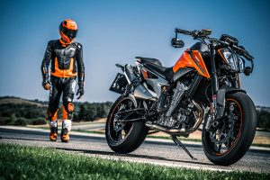 Win a KTM 790 Duke For 2 Weeks And A VIP MotoGP Prize - Static Shot