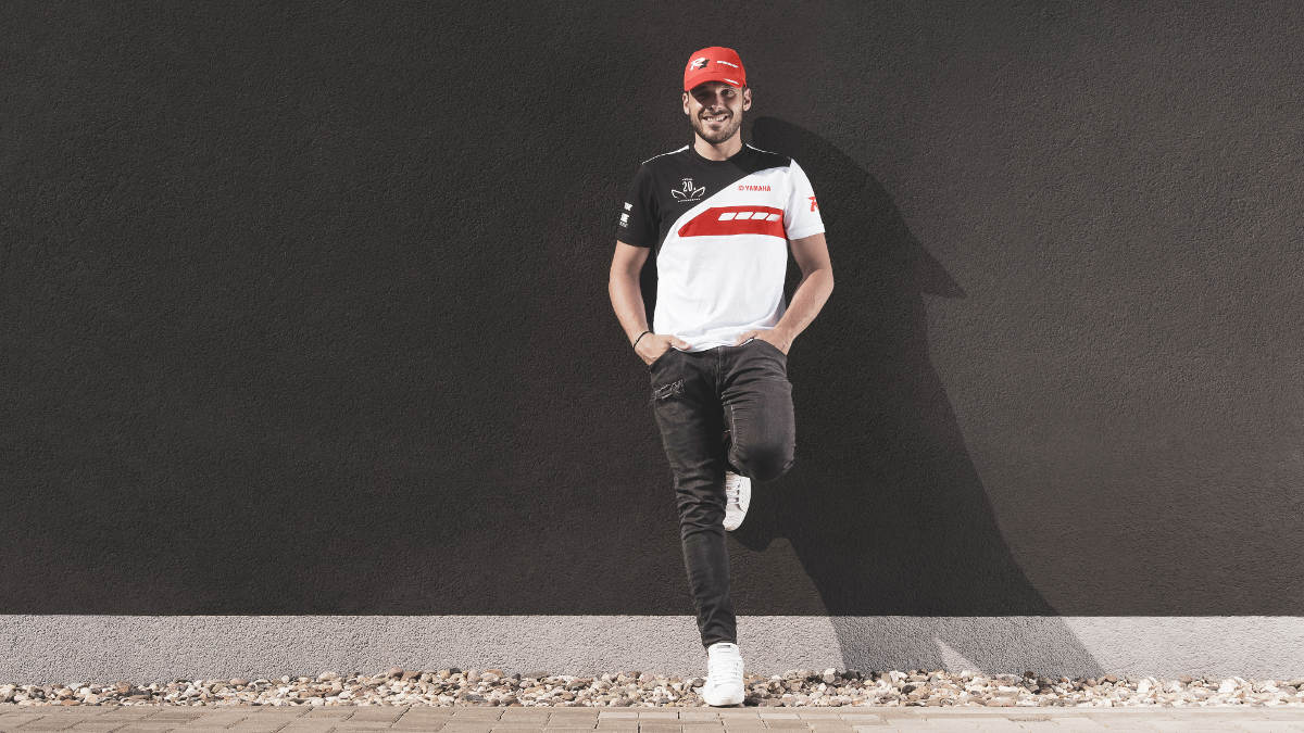 Yamaha R1 20th Anniversary Clothing Range Out Now T-Shirt and Hat