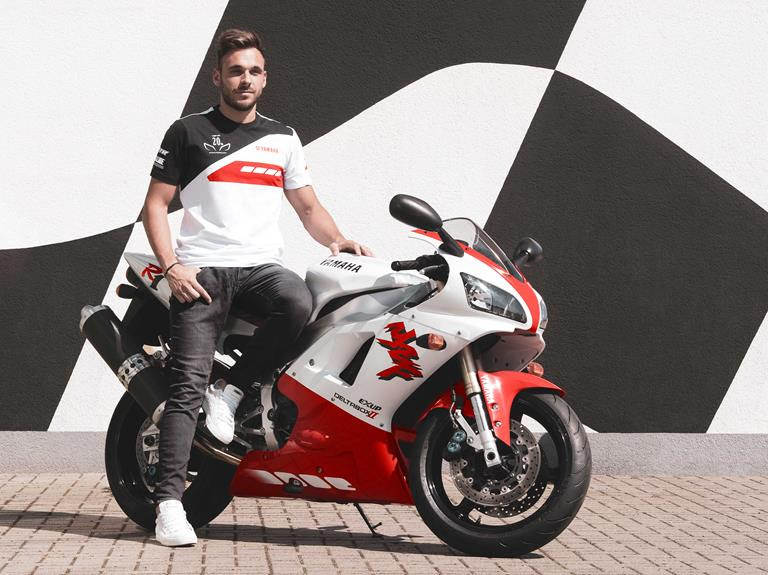 Yamaha R1 20th Anniversary Clothing Range Out Now