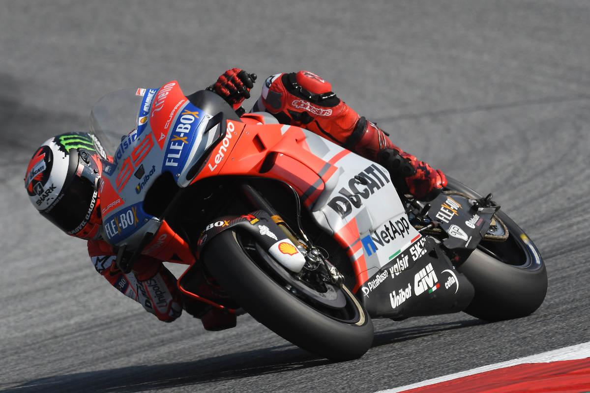 Ducati MotoGP Team Complete A Private Misano Test