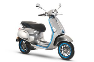 Electric Vespa Elettrica Goes Into Production In 2018