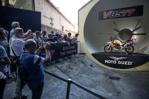 30,000 Bike Fans At The 2018 Moto Guzzi Open House - Moto Guzzi V85TT Unveiled