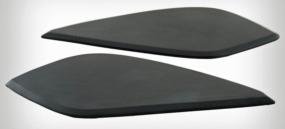 New BMW R 1200 GS Tank Pad Set From Wunderlich Close Up