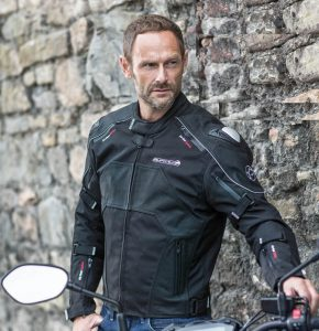 New Buffalo Atom Textile Motorcycle Jacket