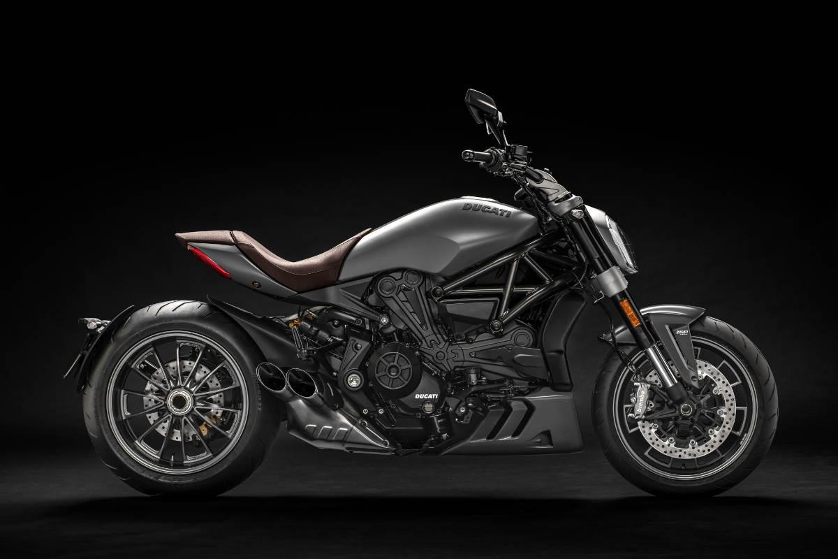 2019 Ducati XDiavel Gets New Matt Liquid Concrete Grey Paint