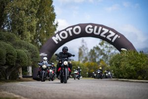 2019 Moto Guzzi Experience Will Cover 9 Months Of Riding