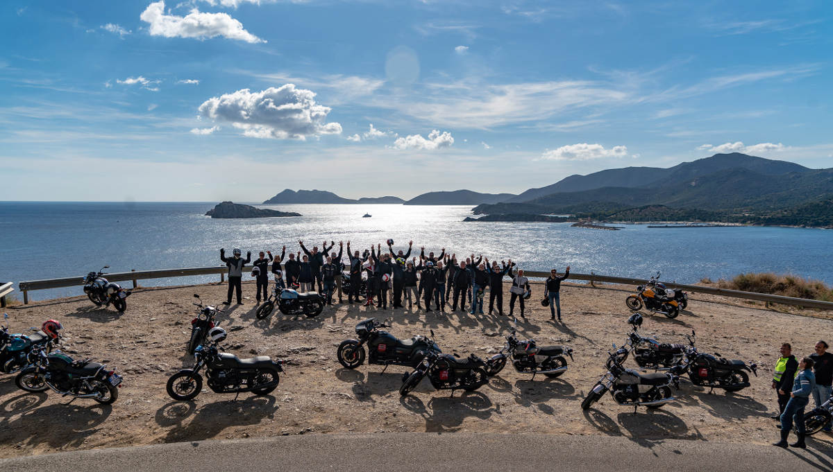 2019 Moto Guzzi Experience Will Cover 9 Months Of Riding And New Destinations