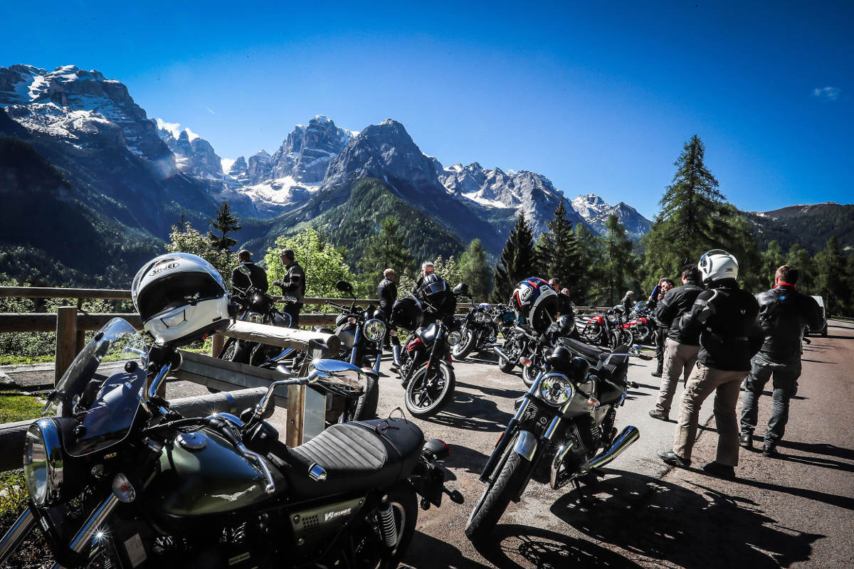 2019 Moto Guzzi Experience Will Cover 9 Months Of Riding And Scenery