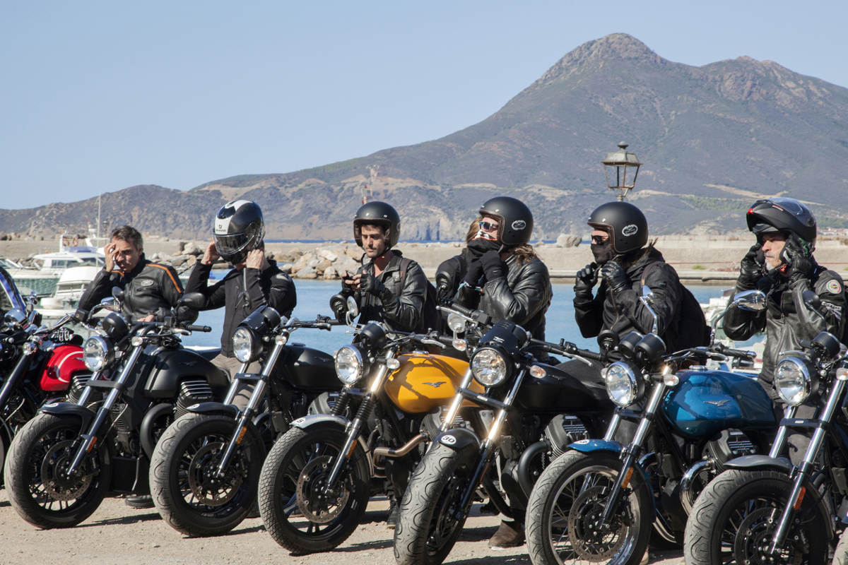 2019 Moto Guzzi Experience Will Cover 9 Months Of Riding Trips With Guzzi Owners