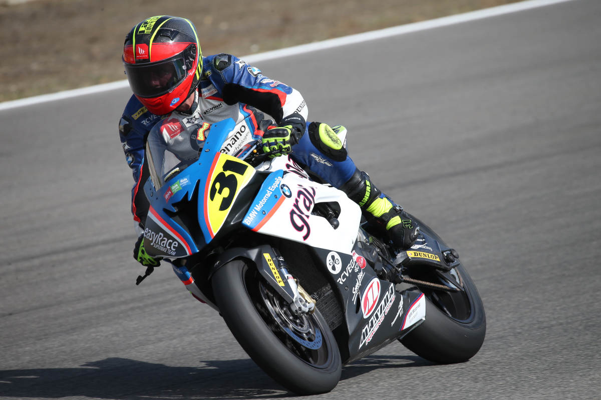 Carmelo Morales Wins The 2018 Spanish RFME CEV Series