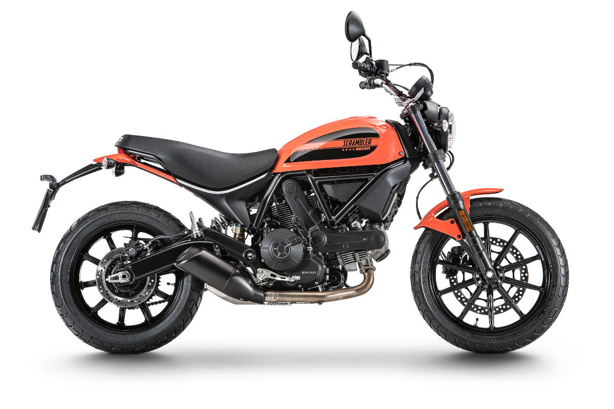 Ducati Launches A Pre-Owned Approved Scheme In the UK - Ducati Scrambler Sixty2