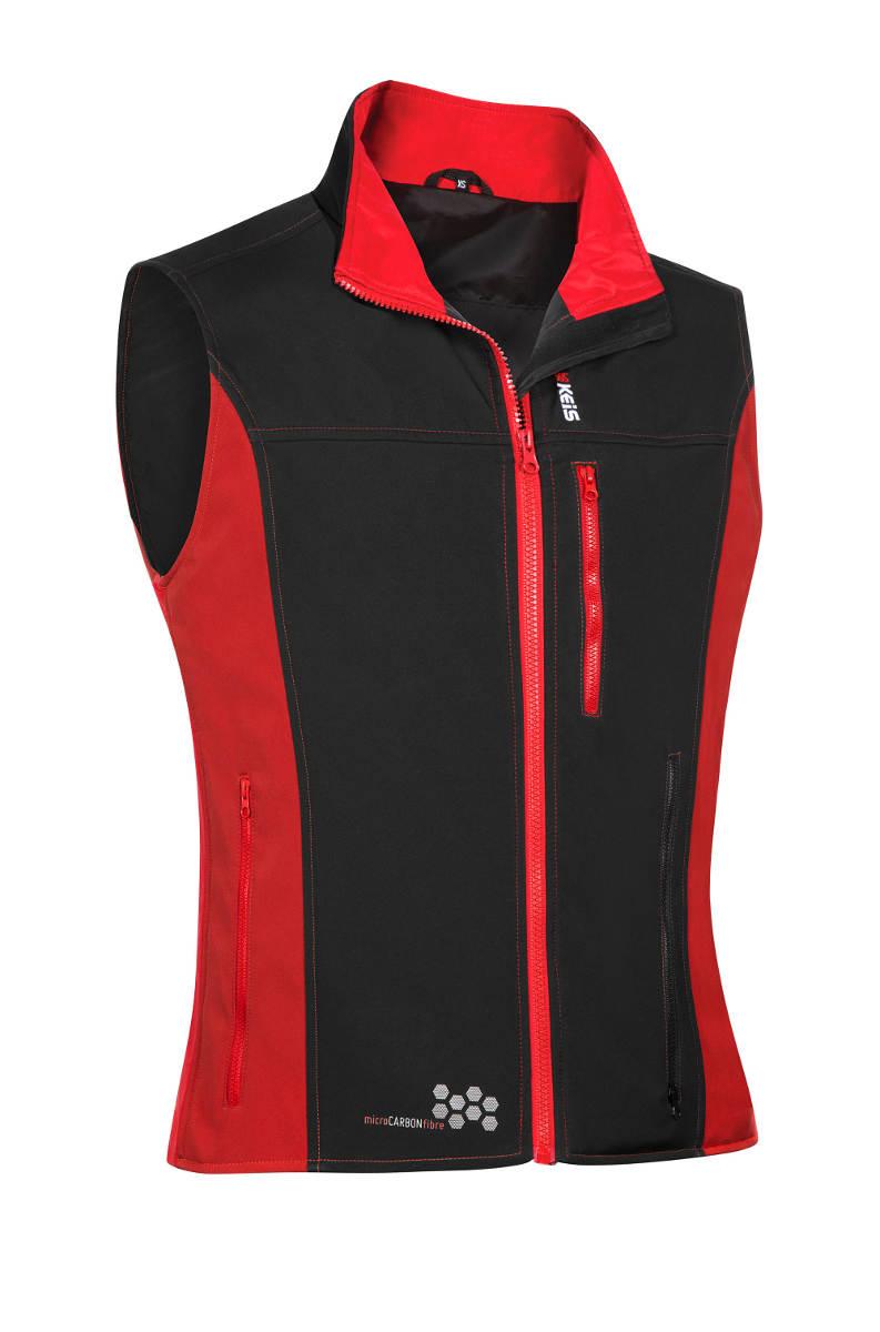 New Keis B501W Premium Heated Ladies Bodywarmer