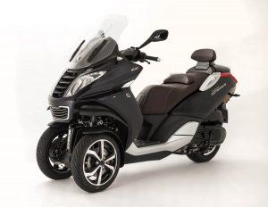 Special Peugeot Metropolis 120 Ans Has A Built-in Dash Cam