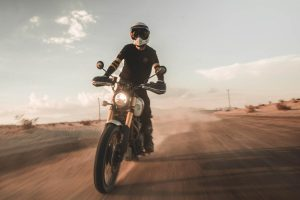 Triumph Enter The New Scrambler 1200 XE For The Baja 1000