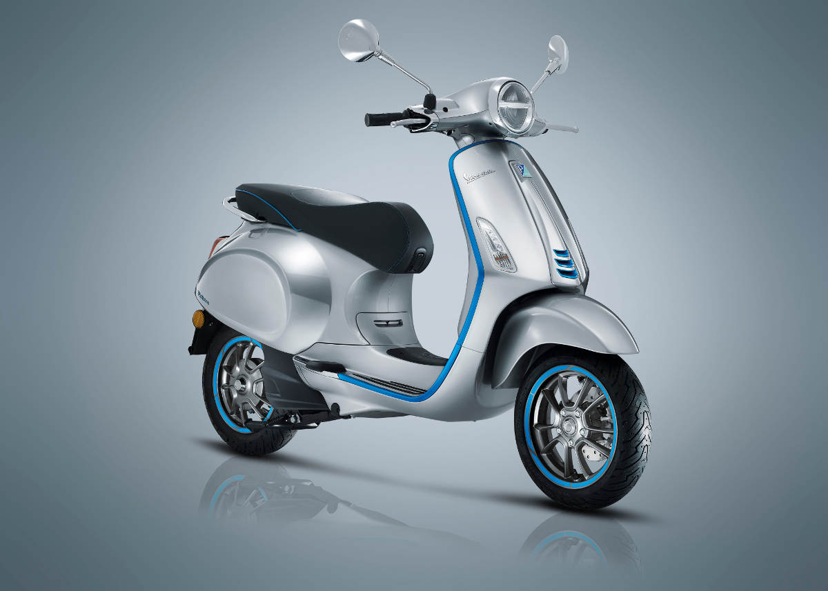 Vespa Elettrica Electric Scooter Is Now Available To Buy