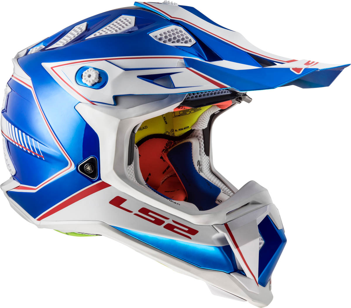 LS2 Subverter Helmet Power Design Right Side