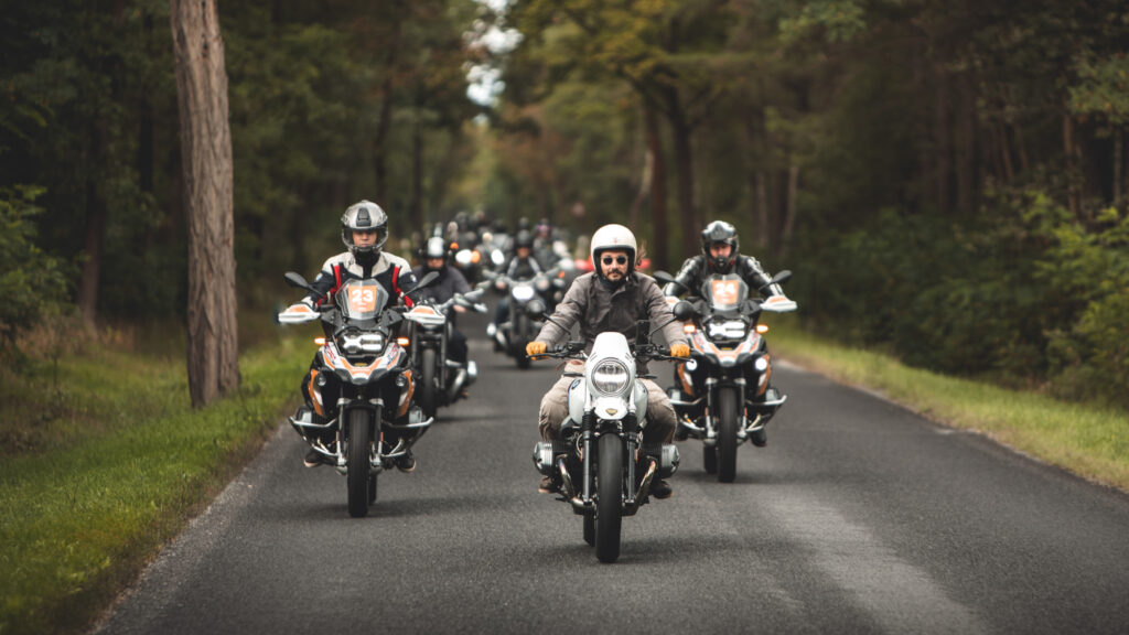 Plenty of chances to ride at the BMW Motorrad Days, if you can resist the lure of German beer for a while...