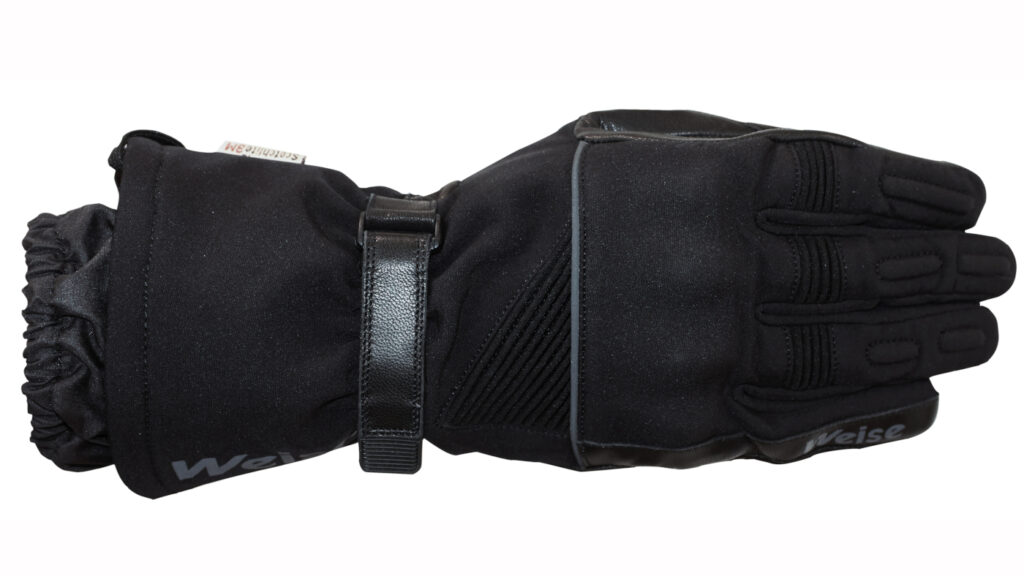 The Weise Nomad gloves offer affordable comfort and protection for cold weather